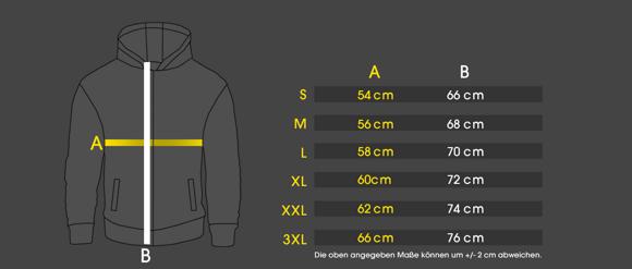 Size_Chart_DE_Ziphoodies